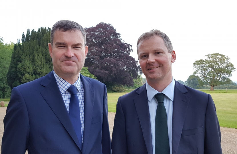 Neil O'Brien MP - David Gauke