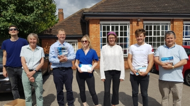Kibworth Action Day